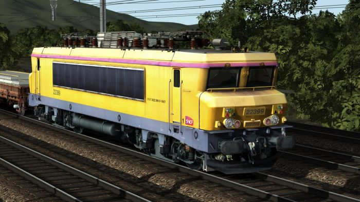 BB22200 TVM infra lgv sncf TS2020 add-on