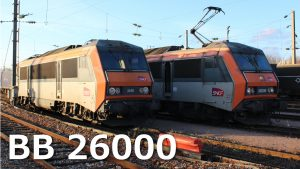 BB 26000 TS 2017 BB26000 Train simulator add-on