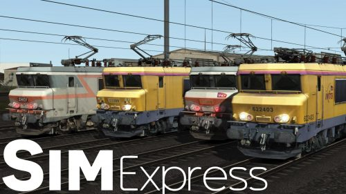 BB22200 TVM TS 2020 add-on railworks sncf simulator train locomotive BB